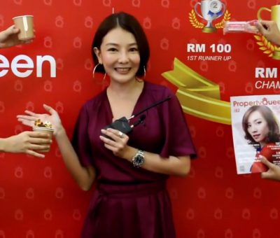 Property Queen Expo at Paradigm Mall