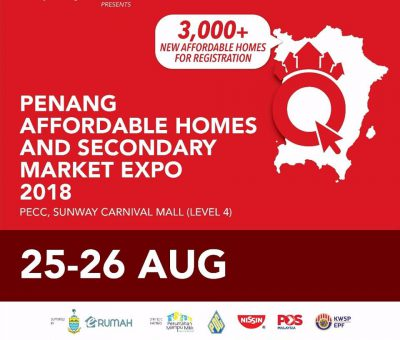 Property Queen Affordable Homes and Secondary Market Expo at PECC