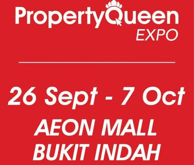 Property Queen Expo at AEON MALL BUKIT INDAH