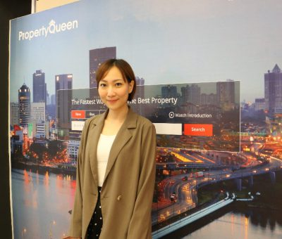 Come and catch us while you can! Week 2 of Property Queen Expo