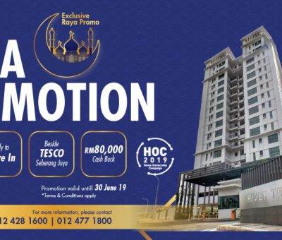 RM1,000 Deposit Is All You Need To Move In NOW!