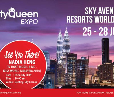 First Property Expo In Genting by Property Queen!