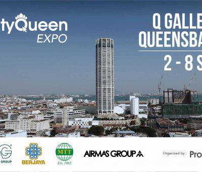 Property Queen Expo @ Q Gallery, Queensbay Mall