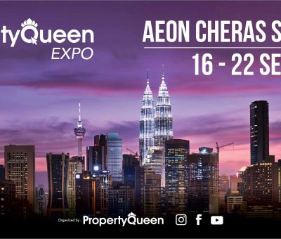 Property Queen To Pave A Clear Path At AEON Cheras Selatan