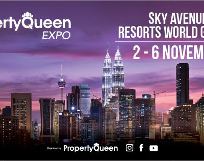 SHINE BRIGHT WITH PROPERTY QUEEN AT GENTING SKY AVENUE