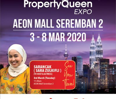 Spicing Things up with Property Queen in Seremban