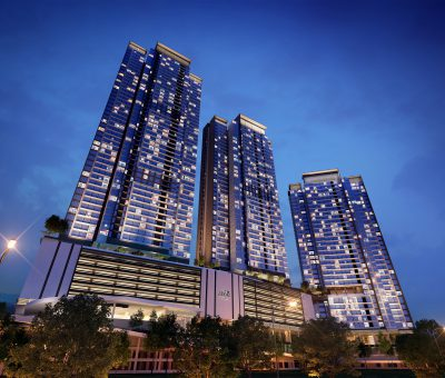 The Maple Residences (Tower A) at W City OUG@KL hits a high take-up rate of 72%